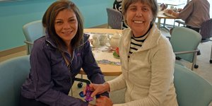 Caregivers Tea at Providence Care Hospital