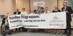 Extraordinary Gifts Support a New Home for Providence Manor