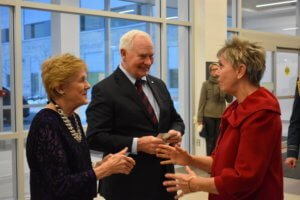 His Excellency the Right Honourable David Johnston, Governor General of Canada and Her Excellency Sharon Johnston visited Providence Care.