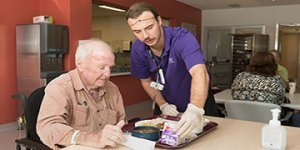 Meal Times Matter at Providence Care Hospital