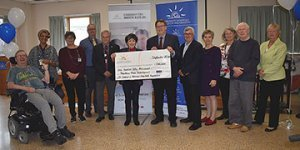 Dr. Samuel S. Robinson Charitable Foundation Gift Supports New Providence Manor