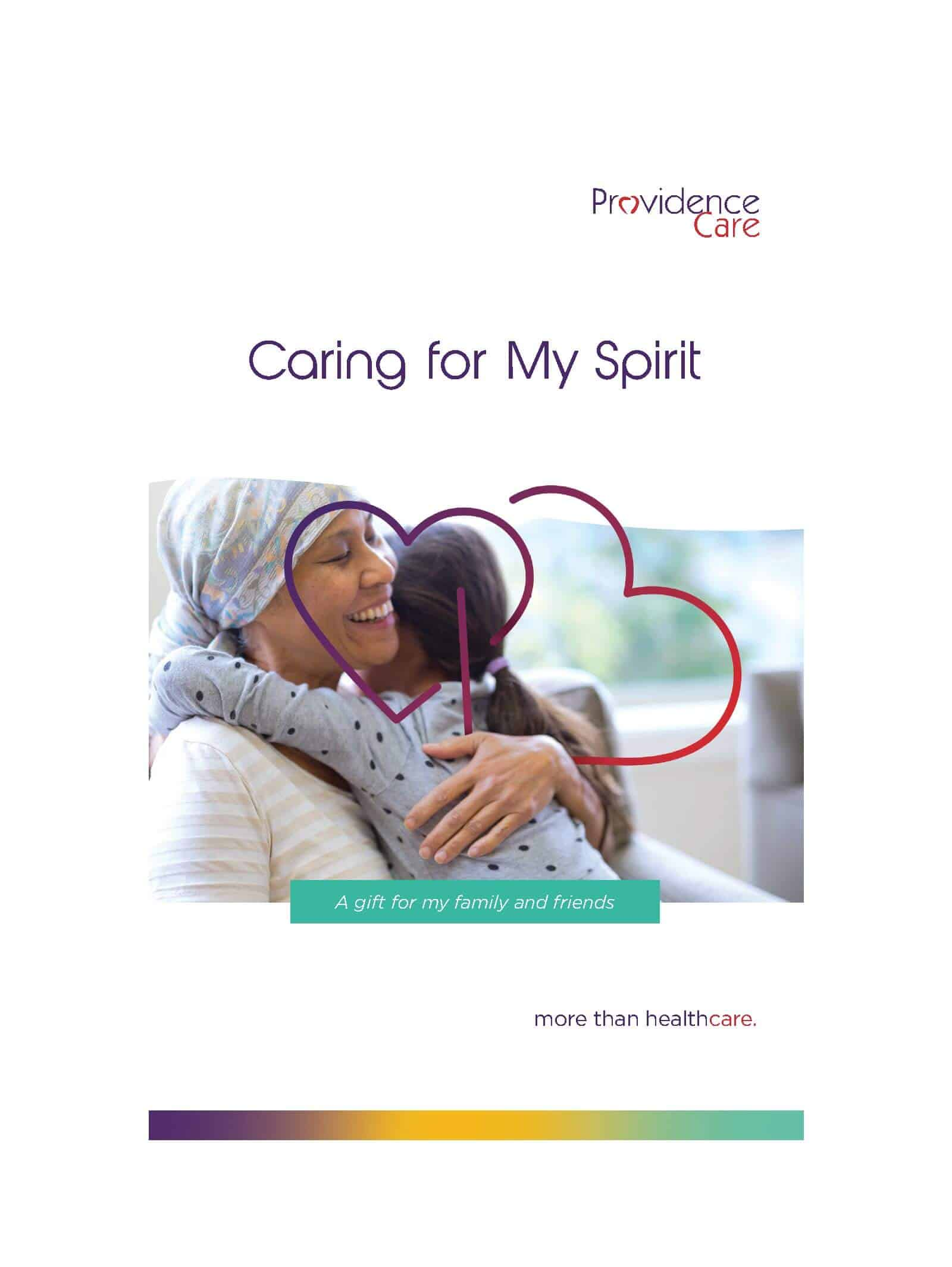Caring for My Spirit